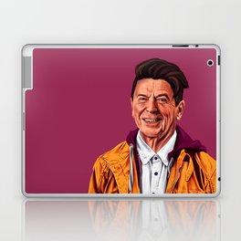 Hipstory - Ronald Reagan Laptop & iPad Skin