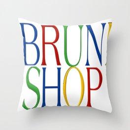 Bruni Shop - 4 Throw Pillow