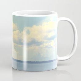 Clear Blue Sky Coffee Mug
