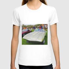 1963 Shelby Bordinat Cobra Roadster Cougar XD Concept T-shirt