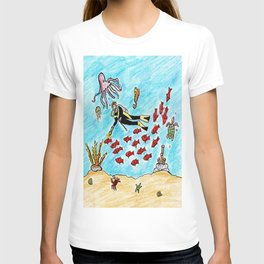 So Much To Sea T-shirt