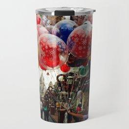 Mickey Balloons Travel Mug