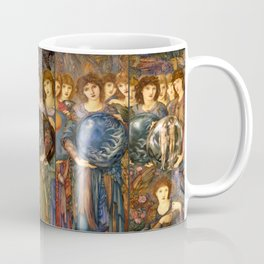 "Edward Burne-Jones ""The Days of Creation - all"" Coffee Mug"