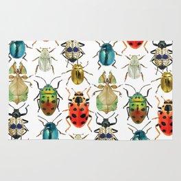 Beetle Compilation Rug