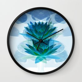 Double your pleasure.... Wall Clock