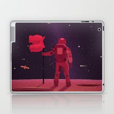 SPACEMAN WENT TRAVELLING Laptop & iPad Skin