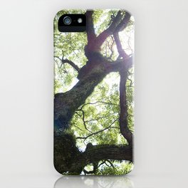 Earth beat iPhone Case