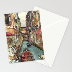 Autumn in Venice Stationery Cards
