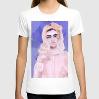 marina T-shirts featuring Marina by shirley