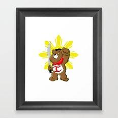 Care Bears Bonifacio Framed Art Print