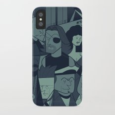 ESCAPE FROM NEW YORK iPhone X Slim Case