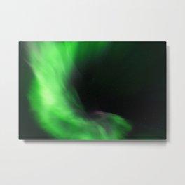 The Northern Lights 12 Metal Print
