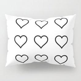 Heart 9x Pillow Sham