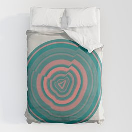 Abstract.01 Duvet Cover