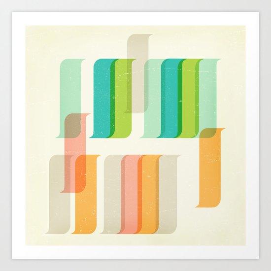 7-up Art Print