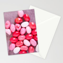 Jelly Beans 5 Stationery Cards