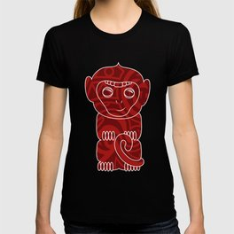 Tiki Monkey T-shirt
