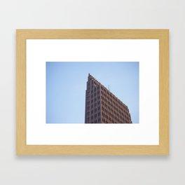 Berlin IV Framed Art Print