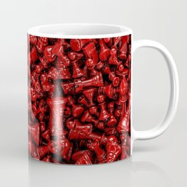 Bloody chess Coffee Mug