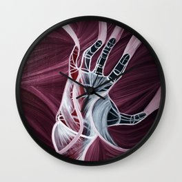 Take the Red Pill Wall Clock