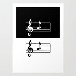 Music Art Art Print