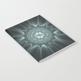 Blossom Within in Platinum Notebook