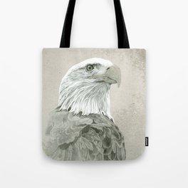 Bald Eagle Majestic Tote Bag