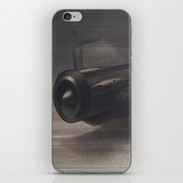 Old airplane 3 iPhone Skin