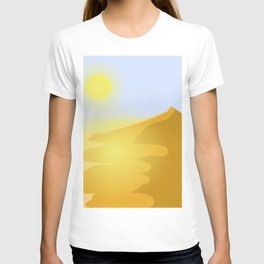 Sand and heat T-shirt