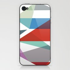 Shapes 015 iPhone & iPod Skin