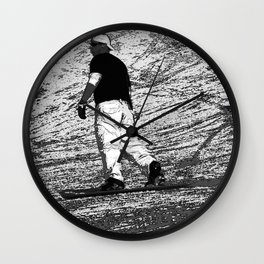 Snowboarding - Winter Sports Wall Clock