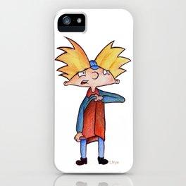 Hey Arnold!  iPhone Case
