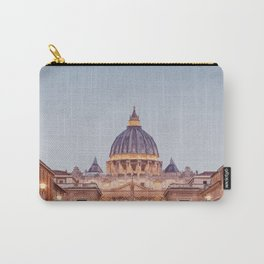 Visit Vatican City Carry-All Pouch