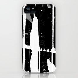 Midnight Call iPhone Case