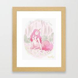 Centaurette Framed Art Print