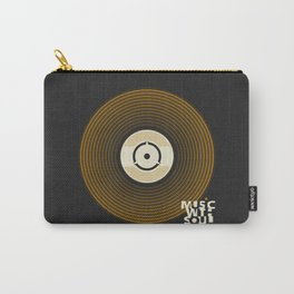 Music With Soul Carry-All Pouch