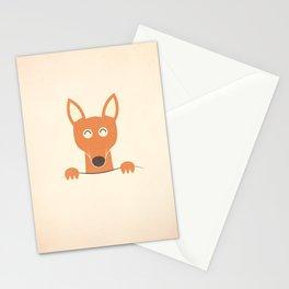 Pocket Kangaroo Stationery Cards