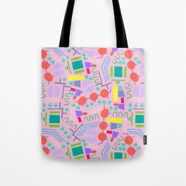 Shapes of Hackney Tote Bag
