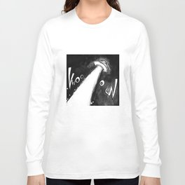 You Have Been Abducted by Cartoon Aliens Long Sleeve T-shirt