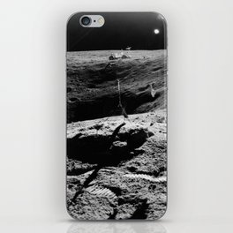 Apollo 16 - Moon Astronaut Crater iPhone Skin
