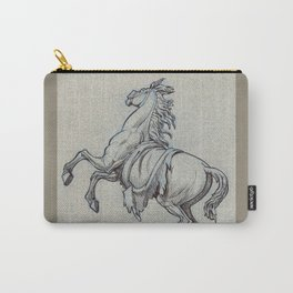 Horse, Marly court, Louvre Carry-All Pouch