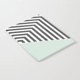 Mint Room #society6 #decor #buyart Notebook
