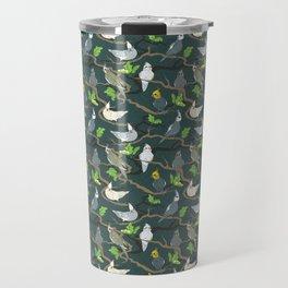 Cockatiel Forest Travel Mug