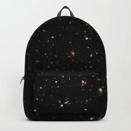 Beautiful Universe Ultraviolet Deepfield Galaxy Universe Star Map Backpack