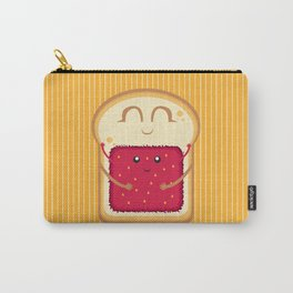 Hug the Strawberry Carry-All Pouch