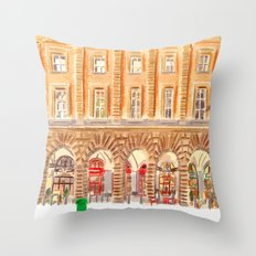 BEDFORD CHAMBERS Throw Pillow
