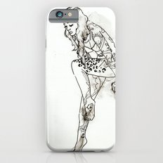 Tattooed Lady Slim Case iPhone 6s