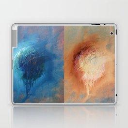Hide/reveal poetry Laptop & iPad Skin