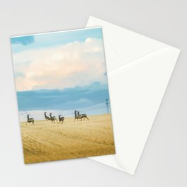 Goodbye Summer Stationery Cards