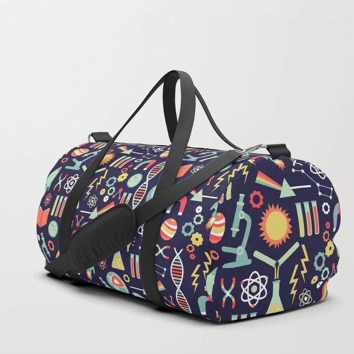Science Studies Duffle Bag